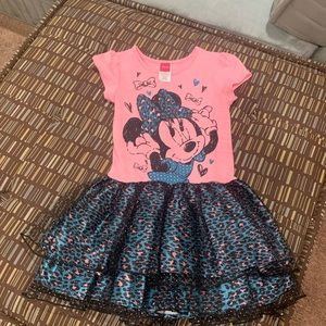 Minnie💕 Mouse Tulle Dress